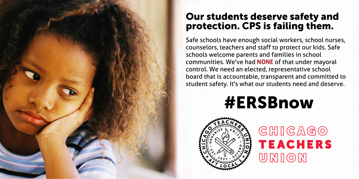 CPS is failing to protect our students