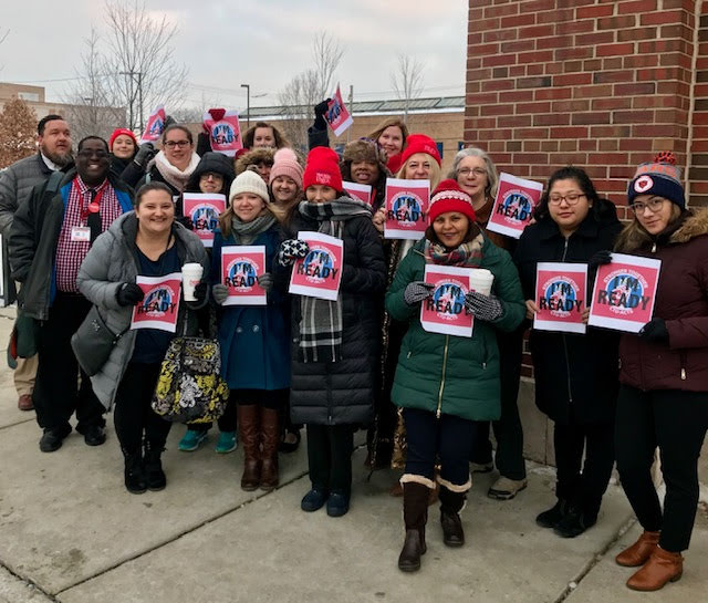 Support our Acero charter CTU members as they prepare for Dec. 4 strike!
